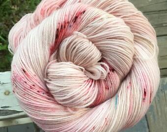 Starsheep Yarn: Pinkly