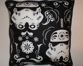 SALE Star Wars Stormtrooper Pillow