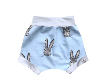 Bunny Baby + Toddler Shorties