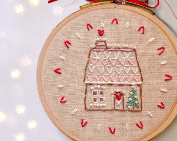 Free hand-embroidery patterns: Christmas · Needlework News