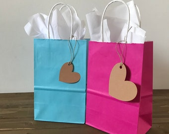 Blank Heart Gift Tags 10-200 Packs