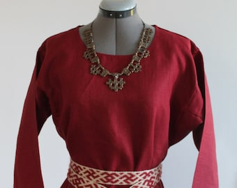 Made to order. Early medieval, viking dress