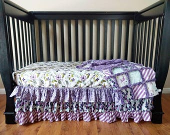 Mermaid Crib Set