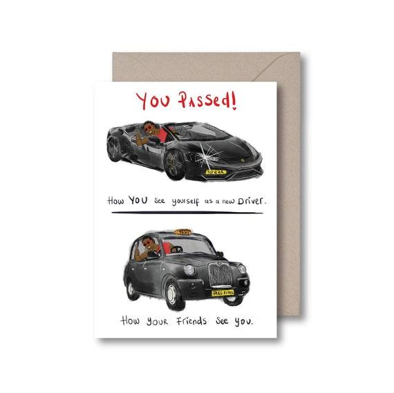 Lambo vs Taxi
