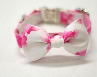 Watercolor Rose Collar