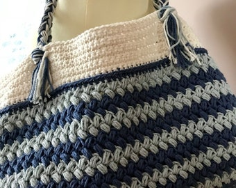 BoHo Beach Bag | Summer Handbag | Travel Bag