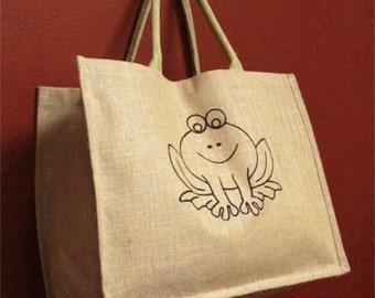 Jute Grocery bags