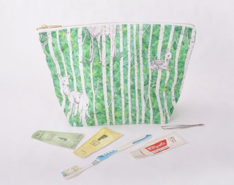 Toiletry Pouch - Deer