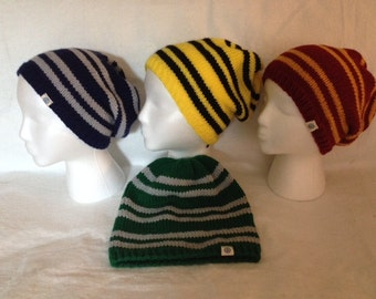 Harry Potter Slouchy House Beanies