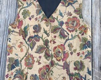 Vintage White Stag Merchant's Vest