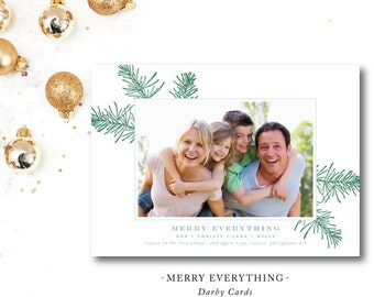 Merry Everything Christmas Cards