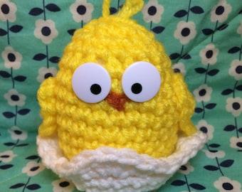 Crochet Baby Chick