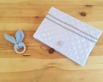 Pocket diaper and wipes