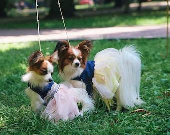 Stylish Dog Dress - Dog Dress - Dog Clothing - Pet Clothes - Available to Any Breed