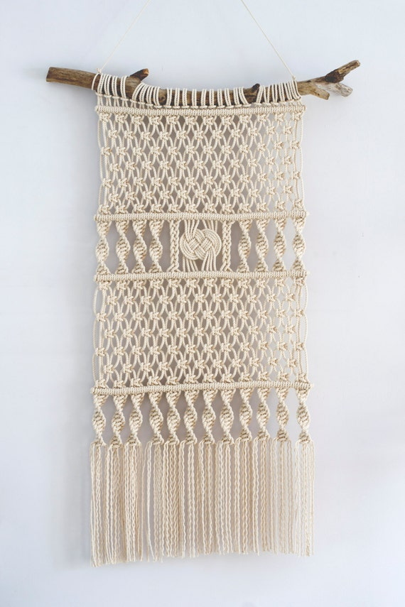Macrame Wall Hanging Modern Macrame Wall Art Wall Decor