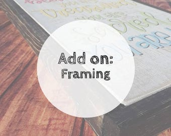 Add-on : Framing