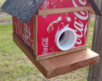 Coca-Cola Birdhouse