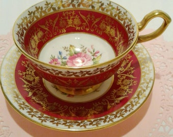 Vintage Collingwoods Cup and Saucer