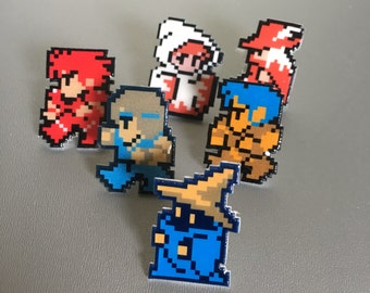 final fantasy pin