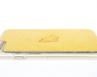 Leather iPhone 7 Case   Praying Hands