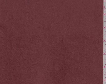 Sienna Microsuede Knit, Fabric By The Yard