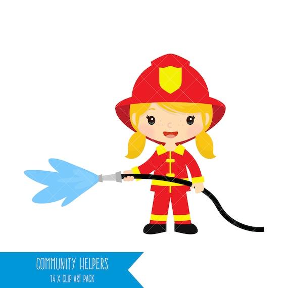 community helpers clipart job clip art profession clipart rh etsy com community helpers clipart nurse community helper clipart
