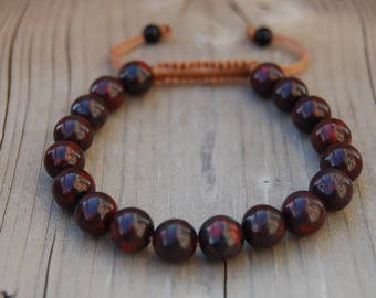 image lapis silver sterling loading is bracelet picture jasper denim s itm natural strand
