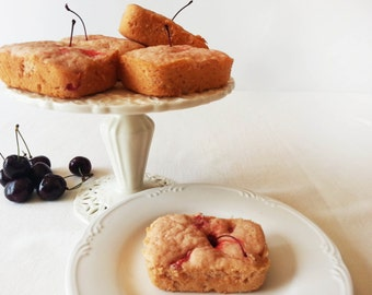 Cherry cake - Cherry loaf - various sizes - Gluten free option available