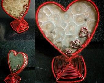 Elegant Heart Petosky