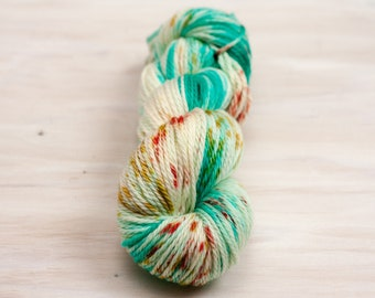Reef Sprinkles - Squid Worsted - Ready to Ship