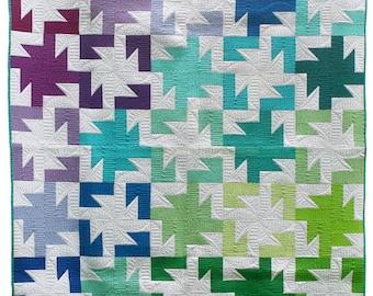 Sparkler Quilt Pattern