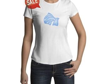 Fish T-Shirt for Women