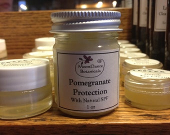 MoonDance Pomegranate Protection - 1oz