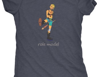 Role Model Women's Graphic Tee