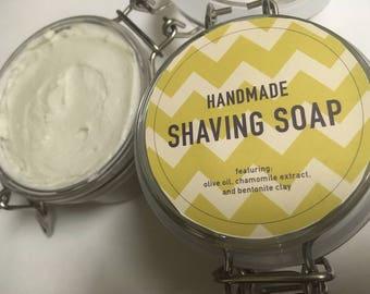 Handmade Shaving Soap (Men & Women)