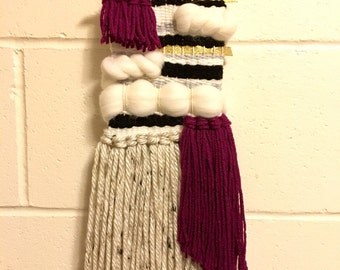 Whimsy Woven Wall Hanging