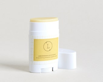 Deodorant - 100% Natural Deodorant - No Aluminium, No Corn Starch, No Baking Soda, No Parabens, Underarm Deodorant Stick - 2 oz