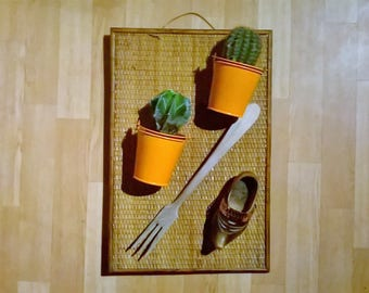 table planter duo