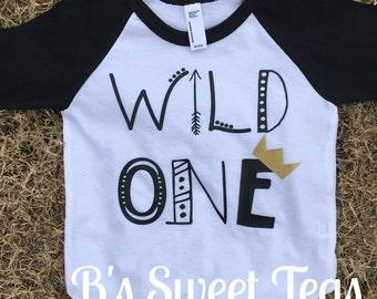 Wild One Tee