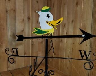 Ducks supporters Weather Vain