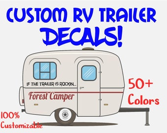 Trailer Decals