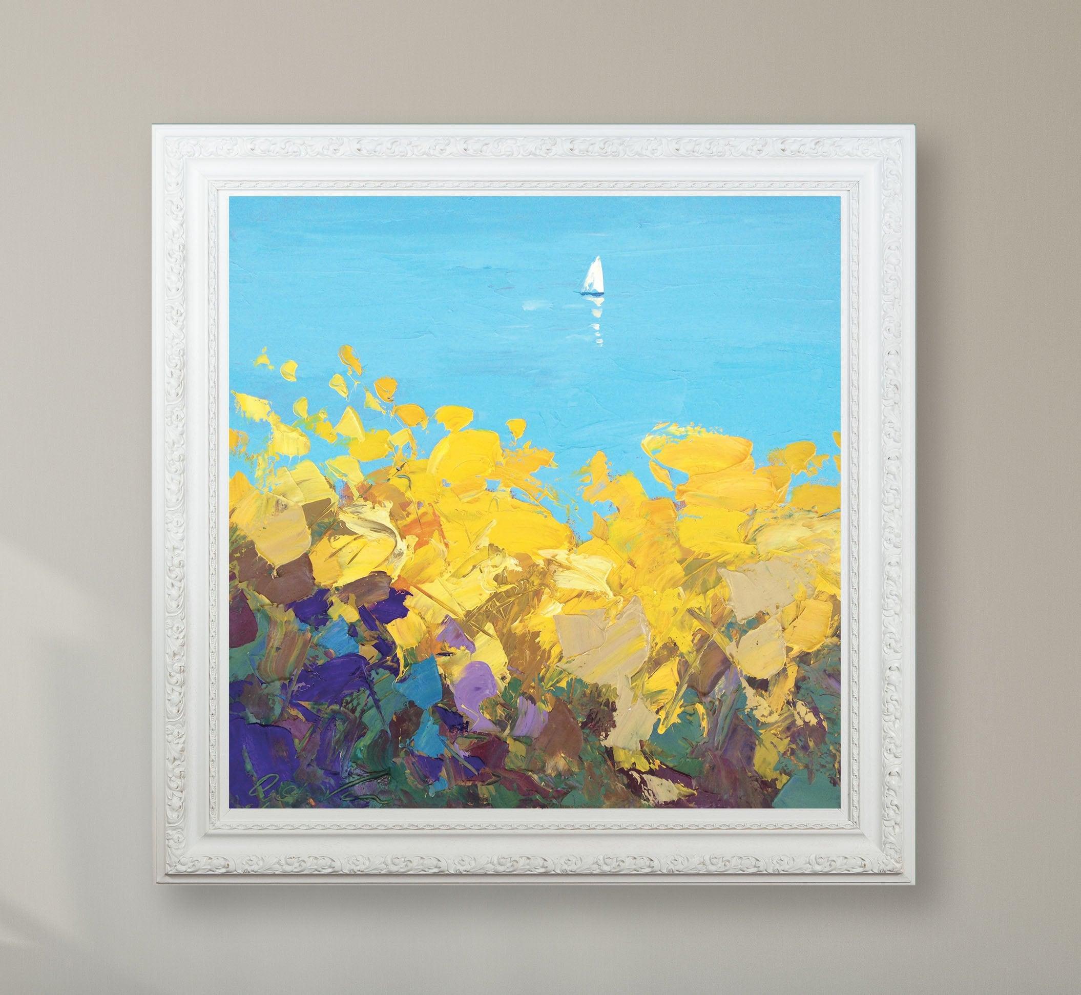 Ocean Art Ocean Painting Seascape Wall Art Ocean Wall Art