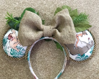 Jungle Book Inspired Mouse Ears