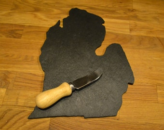 Michigan Slate Cheeseboard
