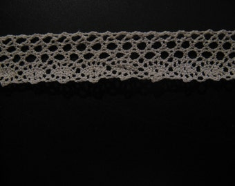 Beautiful antique French side! High ca. 1.2 cm, length 1 meter...ca. 1925!