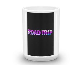 Traveler Road Trip Coffee Mug