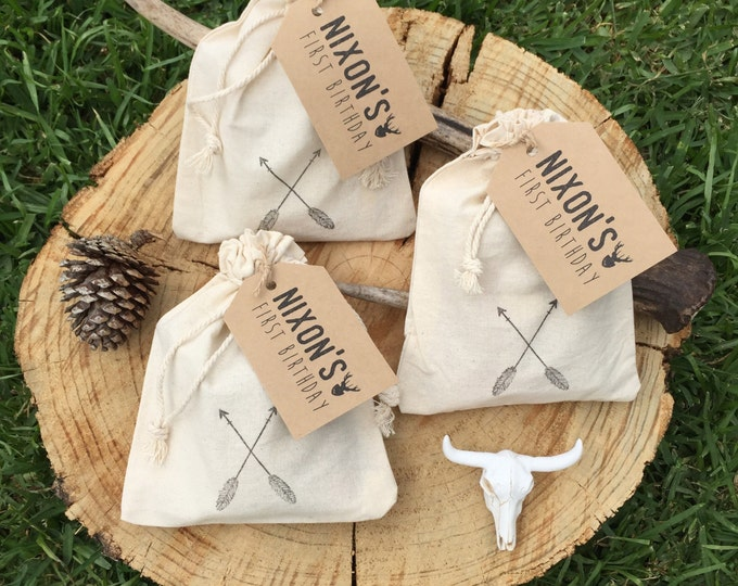 Boho Arrow Stamp - Arrow - Stamp - Feather Arrow - Wedding Invites - Native American Arrow - Sticky Clear Stamp - Little Stamp Store