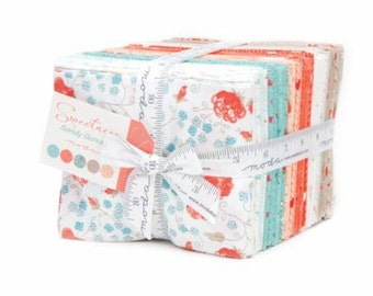 Sweetness Fat Quarter Bundle by Sandy Gervais for Moda
