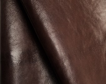 Italian leather, milled with a slightly wrinkled effect, vintage and sporty looking hide   A2773-VT   La Garzarara
