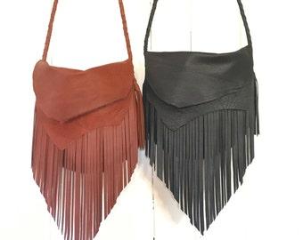 Mojave Fringe Bag